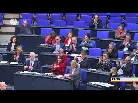 Barbara Hendricks: Aktuelle Stunde - Diesel: Motor der deutschen… [Bundestag 02.03.2018]