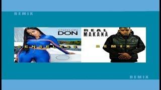 Steflon Don, Real Makana - Senseless Remix
