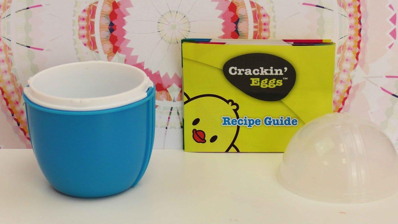 Crackin 39 egg eier kochen in der mikrowelle produktvorstellung youtube - Eier kochen in der mikrowelle ...