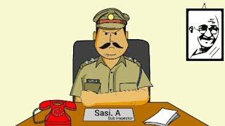 Police case apaaratha | Ft. Sasi  | ppmations |malayalam funny animation | thuglife malayalam