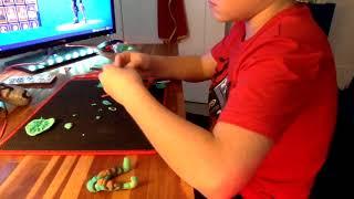 Making Fortnite Rex Skin Clay Claim Jr