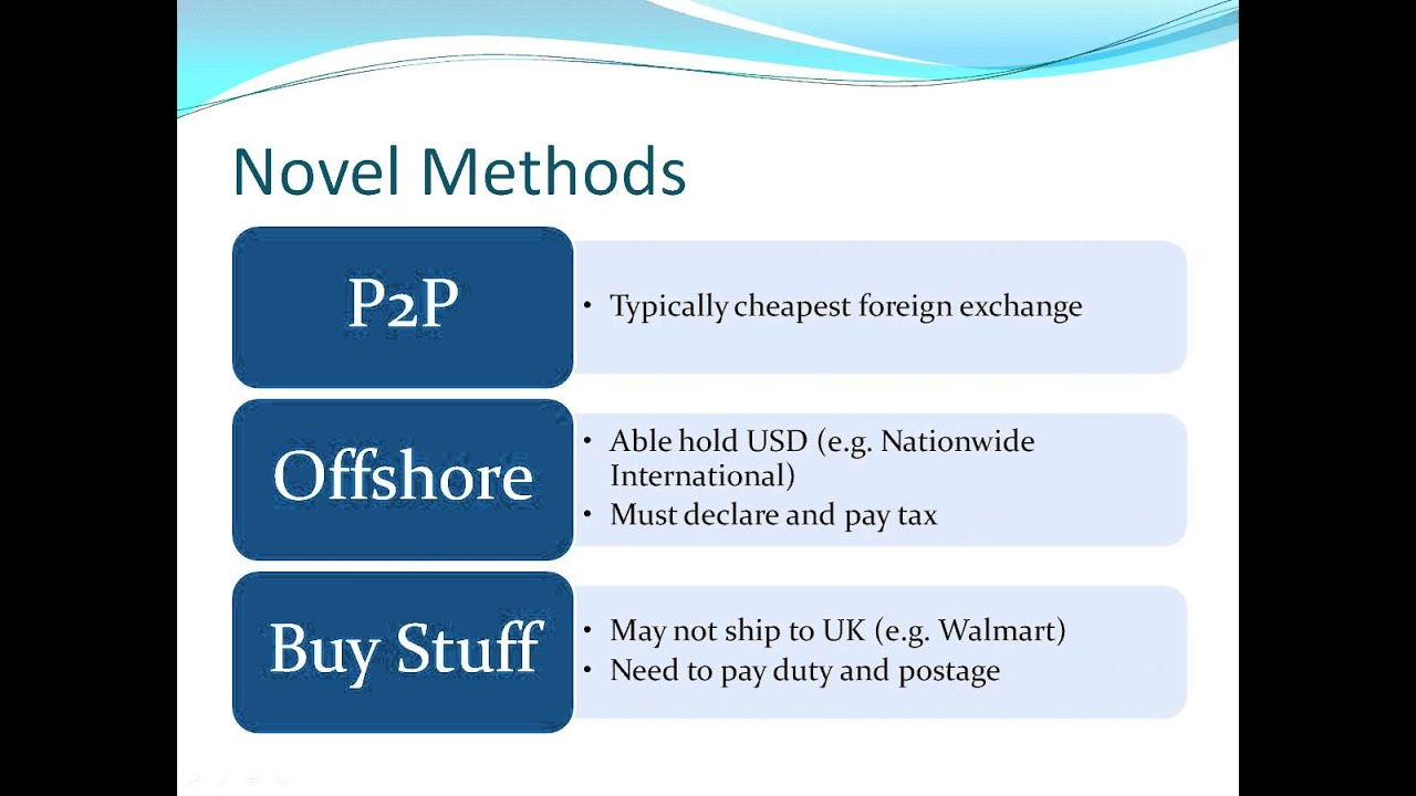 How To Get Paid In Us Dollars The Uk