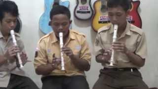 Recorder-Hymne Guru-Qintoro Cs- Estib SMPN 3 Bayat Klaten Mp3