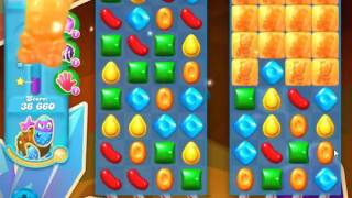 Candy Crush Soda Saga Level 1409 - NO BOOSTERS