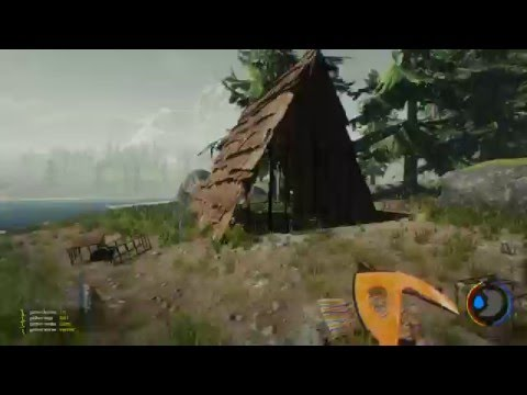 The Forest with The Awesome Crew part 13 - Looting cannibal camps