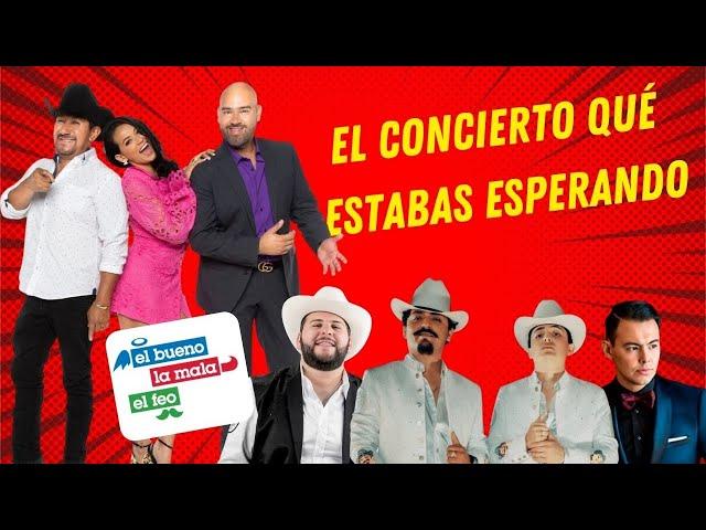 Regresan los conciertos de El Bueno, La Mala y El Feo Live - El Aviso Magazine 2021
