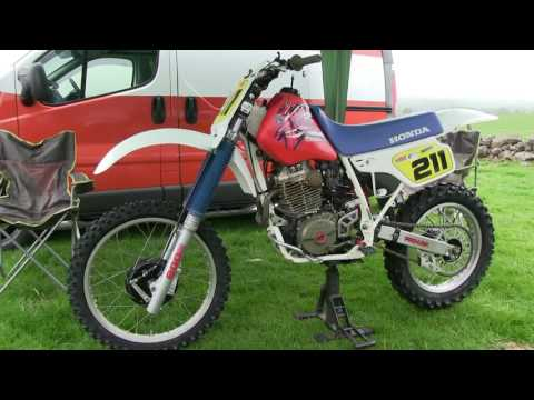"Classic Dirt Bikes ""Fourstroke Thumpers"" Part 1"