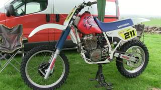 """Classic Dirt Bikes """"Fourstroke Thumpers"""" Part 1"""