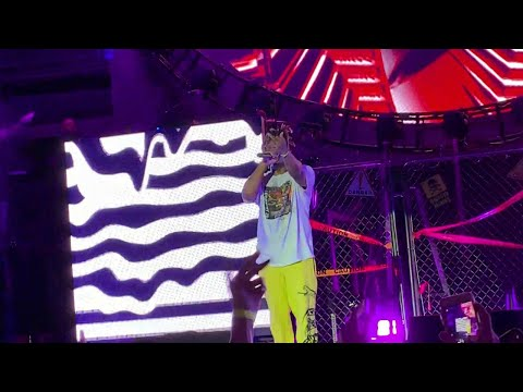 Juice WRLD - Lean Wit Me LIVE PERFORMANCE @ Richmond Raceway 5/14/19