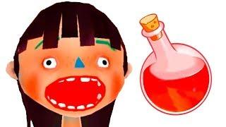 ГОТОВКА ЧЕЛЛЕНДЖ 5 смешная веселая развлекательная игра видео для детей готовим еду ПУРУМЧАТА