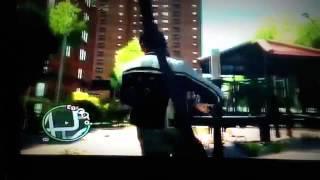 GTA IV Spielfehler: Todesschaukel