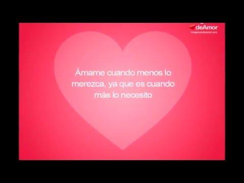 15 Imagenes Con Frases Bonitas Para Dedicar A Tu Amor Youtube
