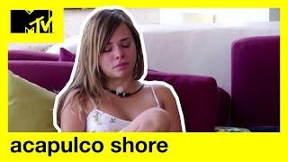 Los shores quieren expulsar a María de la casa   Acapulco Shore