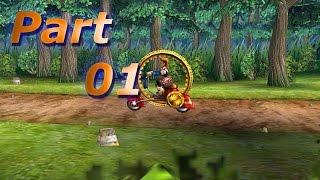 Grandia Xtreme HD Part 1 [New Game]