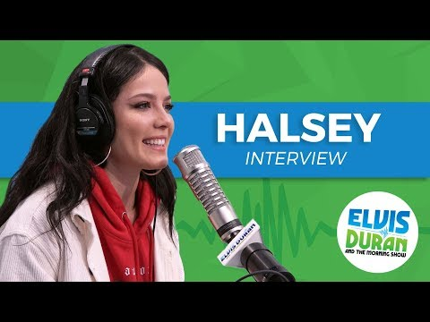 Halsey Chats Designing Her Stage + Being...