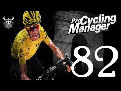 PRO CYCLING MANAGER: DB 2018: GAMEPLAY ESPAÑOL: #82 VUELTA E1-E3 A VER QUE PASA
