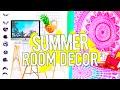 DIY Summer Room Decor Tumblr Inspired! Easy & Affordable!