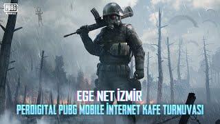 Perdigital.com PUBG Mobile İnternet Kafe Turnuvaları - Ege Net | İzmir