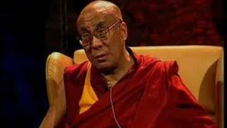 Dalai Lama: Peace means Happiness