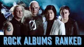 Rock Albums Ranked - Smashing Pumpkins
