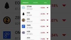 Suivez le cours du Bitcoin en temps réel sur Android