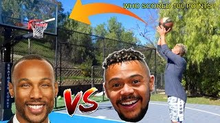 IMPOSSIBLE NBA TRIVIA SHOOTING CHALLENGE w/ 2HYPE ZACKTTG and CHRIS STAPLES