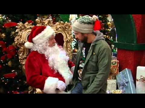 It's Always Sunny In Philadelphia Charlie meets santa