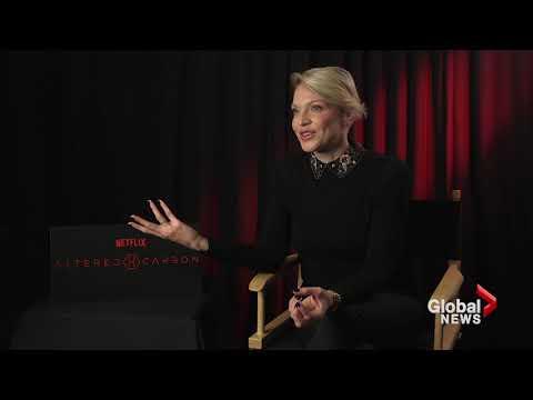 Kristin Lehman talks new Netflix series