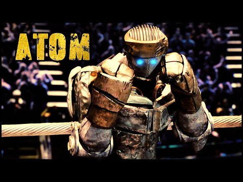 Real Steel • Atom Tribute  Eye of the Tiger • Burning Heart  Survivor