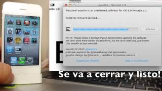Jailbreak Untether iOS 6.1 (EDICION NOVATOS) (TODOS iDEVICES)