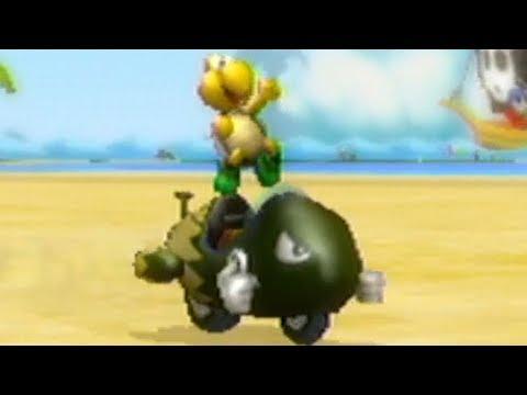 Mario Kart Wii - 100cc Banana Cup (3 Star Rank)