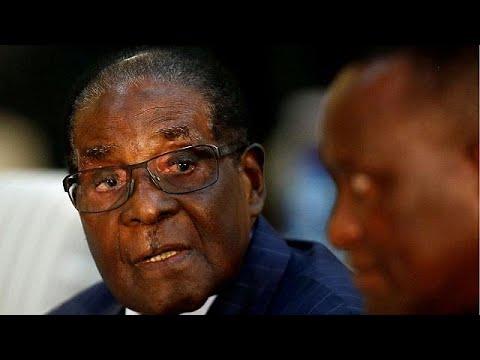 euronews (deutsch): Nach heftiger Kritik: Robert Mugabe wird doch nicht WHO-Sonderbotschafter