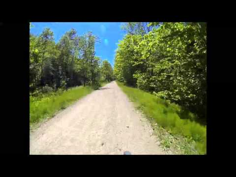 Ride along from Cambridge to Paris on the GRCA Rail Trail