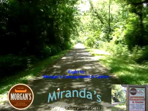 Little Miami Scenic Trail 2011 - South 8 - Ft. Ancient to Morrow, Ohio