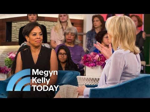 TV Journalist Sharon Epperson Who Survived A Life-Threatening Brain Aneurysm | Megyn Kelly TODAY