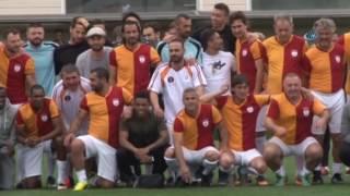 Galatasaray Bayramı Kapsamında Efsaneler Maç Yaptı