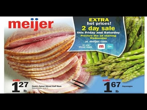 Meijer Weekly Ad For This Week For April 2017 Weekly Ads