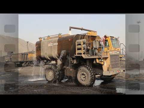 Opencast coal mining,