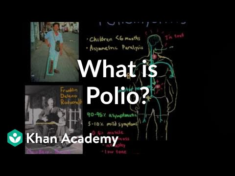 What is polio? | Infectious diseases | NCLEX-RN | Khan Academy