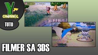 [TUTO FR]- Filmer sa Nintendo 3DS.