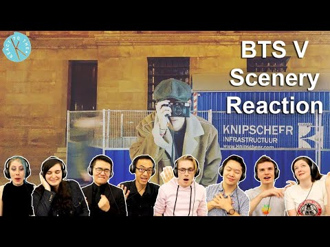 Classical Musicians React: BTS V 'Scenery'