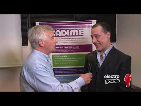 Entrevistas al Lic. Julio Rodrigues Rabellini y al Sr. Néstor Bachetti / CADIME