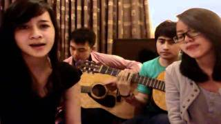 COSMO BAND - ANDAI (live acoustic).wmv