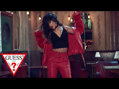 GUESS Jeans Holiday 2017 Campaign feat. Camila Cabello