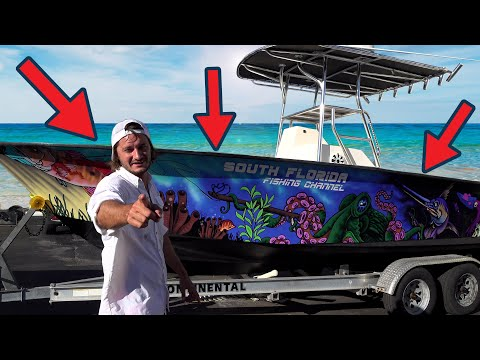 How To WRAP Your Boat And WHY! Check This Out...