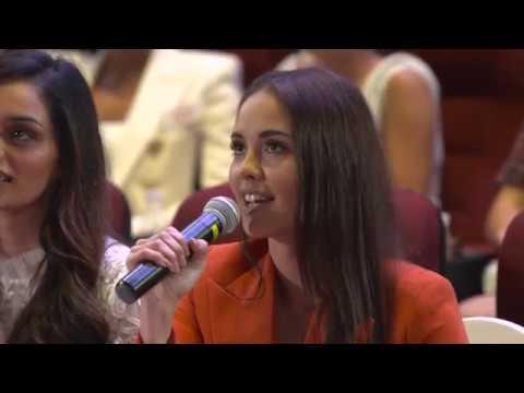 Miss World Head to Head Challenge Final Part 1