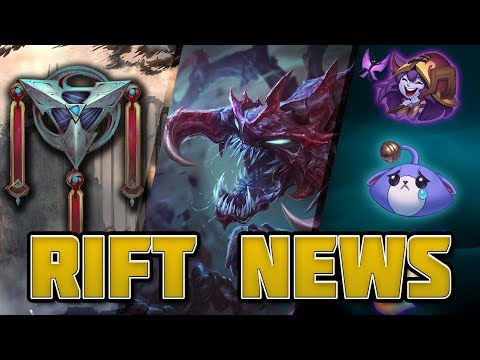 Rift News: Void Story Revealed & Comic About Greater Plot