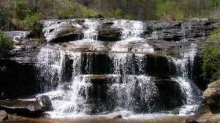 Scenic South Carolina, Pickens & Oconee County,  Waterfalls