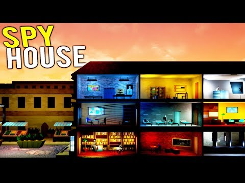 OWNING A TOP SECRET CIA SPECIAL OPS SPY ORGANIZATION! - Safe House Gameplay