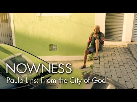 """Paulo Lins: From the City of God"" by Klaus Thymann"